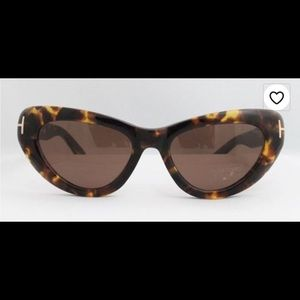 100% Authentic Tom Ford Katrine Glasses